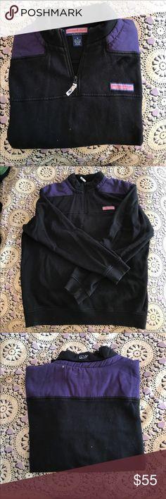 New Vineyard Vines Men's Black Shep Shirt New Vineyard Vines Men's Black Shep Shirt Vineyard Vines Tops Sweatshirts & Hoodies