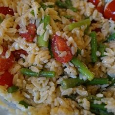 Lemon Orzo Pasta by pooreamy   # Pinterest++ for iPad #