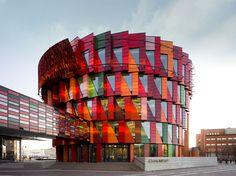 Wingårdh Arkitektkontor. Lindholmsplatsen, Göteborg, Sweden
