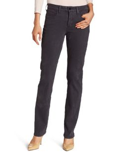Not Your Daughter's Jeans Women's Petite Marilyn Straight Leg Jean, Dark Ash, 12P buy at http://www.amazon.com/dp/B007NZUD8E/?tag=bh67-20