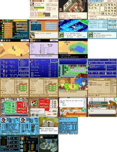 Not a game, but very useful collection! RPG Menu & Dialog, 2.