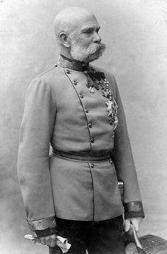Pietzner, Carl (1853-1927) - Emperor Franz Josef I - ca 1885 - Franz Joseph I. – Wikipedia