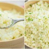 Ryż z kalafiora, czyli zdrowszy zamiennik do codziennego menu