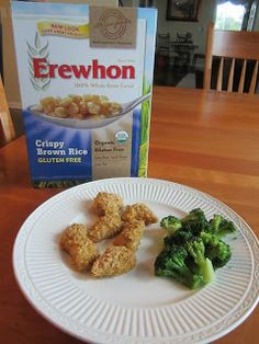 Chicken Nuggets (Dairy Free, Egg Free, Soy Free)