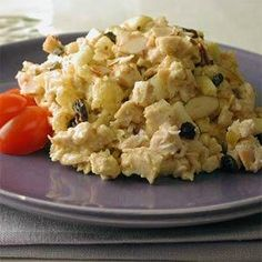 Curried Chicken Salad | MyRecipes.com