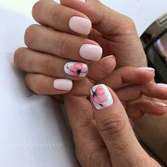 nails - Pin by Tiffany Alva on Nail Ideas in 2019 Cute Spring Nails, Summer Nails, Cute Nails, Pretty Nails, Nail Designs Spring, Nail Art Designs, Hair And Nails, My Nails, Nagellack Trends