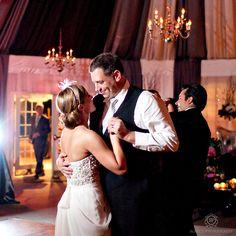 Taboo Resort Weddings Muskoka  bride and groom dance reception