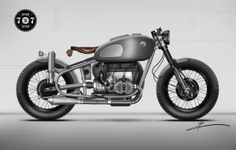 BMW R80 Mobster