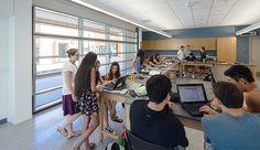 Sage Hill School, New Science Building in Newport Coast, CA | Steinberg Architects