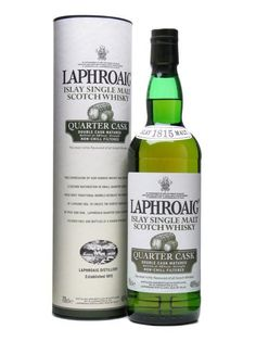 Laphroaig Quarter Cask. A little piece of me goes to heaven with every sip. #scotch #islay