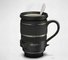 «Объективная» чашка