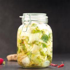 Kujte pickle :-) | tescoma.cz Kimchi, Pesto, Pickles, Cucumber, Food, Sous Vide, Essen, Meals, Pickle