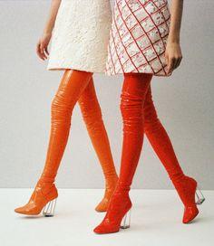 Haute Couture for Harper's Bazaar | Olivia Bee