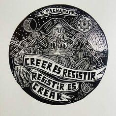 De Espacio Abierto Stencil Art, Stencils, Protest Art, Stamp Carving, Political Art, Celtic Art, Linocut Prints, Graphic Design Inspiration, Art Inspo