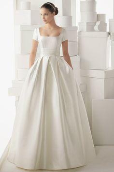 Telas para vestidos de novia cali