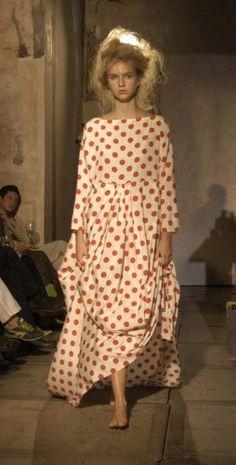 Daniela Gregis S/S 06 Milan - the Fashion Spot