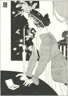 https://flic.kr/p/xtDGMN | Candle Light | By E. Lucchesi. 1915