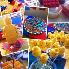 Mr. Ben might just have to have a Lego bday party!!!:)