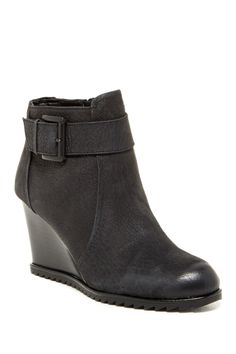 Storm Fog Wedge Bootie by Kenneth Cole Reaction on @nordstrom_rack