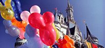 Walt Disney World...loved it as a child, and can't wait to experience it with my children! <3
