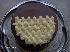 zdobení dortů krémem video - Google Search High Sugar, Amazing Cakes, Waffles, Cake Decorating, Food And Drink, Cheese, Cookies, Baking, Breakfast
