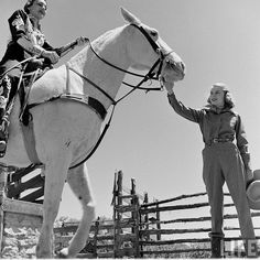 LIFE archives, Vintage Cowgirls