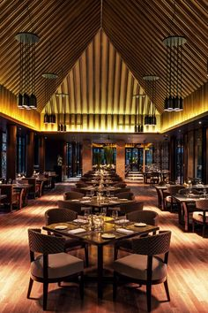 The resort's restaurant, Sakala Bali, is considered to be one of the best in southern Bali. #Jetsetter
