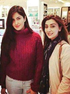 pakistani actress ayesha khan with katrina kaif who look best?