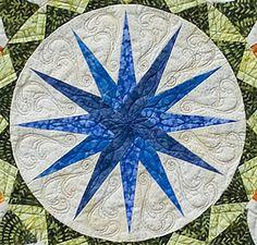 Center Star Full Circle
