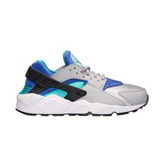 Women's Nike Air Huarache Running Shoes ($190) ❤ liked on Polyvore featuring shoes, sneakers, nike, huarache, momma shoes, nike shoes and nike footwear