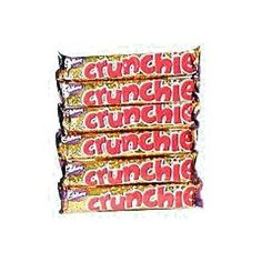 These are my favorite candy bar. I also love violet crumble, which is the same thing. Chocolate covered honey comb is the best. My kids love it too.