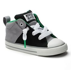 Converse All Star Axel Toddler Boys' Mid-Top Sneakers