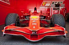 Ferrari Scuderia #F1