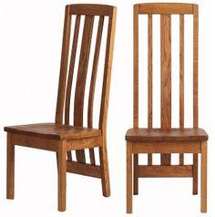 Montreal #Chair in Cinnamon Quarter Sawn Oak