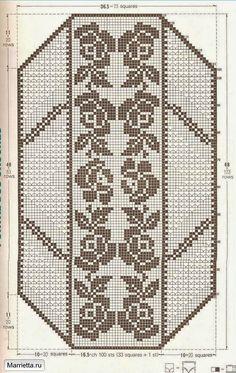 centrino | Hobby lavori femminili - ricamo - uncinetto - maglia