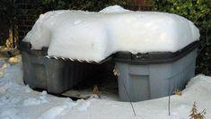 feral cat shelter - I like this duplex model.