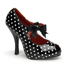 Pinup shoes