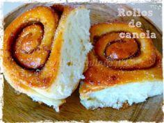 Pan de leche | Recetas de Cocina Argentina Fáciles Osvaldo Gross, Bagel, French Toast, Favorite Recipes, Rolls, Cooking, Breakfast, Food, Empanadas