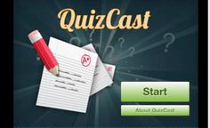 QuizCast, a formative assessment, lets you create your own multiple-choice quizzes and practice activities in an online portal, then send them out to multiple devices at once. QuizCast activities can include multiple-choice questions with images and text for both questions and responses. The teacher can then give the students feedback on areas that need improvement. Students in middle school or high school should use this app because it is geared to more advanced students.