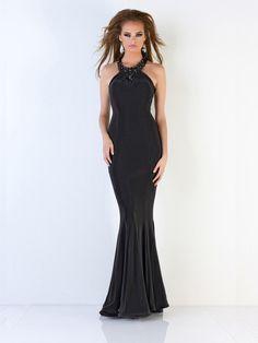 Sheath/Column Straps Beading Prom Dresses/Evening Dresses #GY443