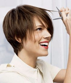 Maybe this would be good for growing out my pixie