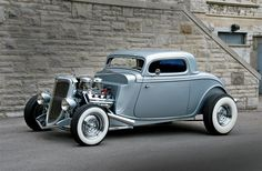 1934 Ford Coupe Spindle Photo 1