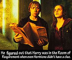 Why we love Ron