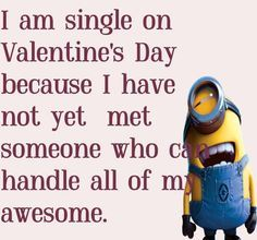 funny single valentines day quotes