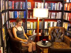 Stop and Relax - Battery Park Book Exchange Stop by and enjoy our cozy atmosphere. We have some of the finest wines, coffees, delicious treats, and much more for you to enjoy while you are browsing our vast book selection!