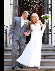 Lucie Vondráčková a Tomáš Plekanec se brali v utajení. Montreal Canadiens, Lucca, Wedding Dresses, Fashion, Canada, Bride Dresses, Moda, Bridal Gowns, Fashion Styles