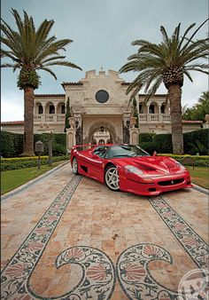delray beach mansions | Amazing Mansion In Delray Beach, FL « Homes of the Rich – The Web's ...