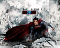 Filme in 2! Doar 28 lei 2 bilete Man of Steel 3D!