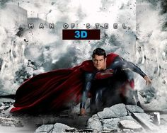 Filme in 2! Doar 28 lei 2 bilete Man of Steel 3D!