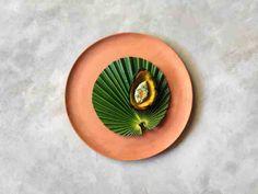 Avocado Dessert - Noma Pop Up Mexico - The Better Palces